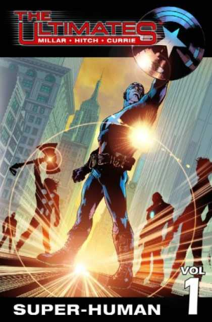 Bestselling Sci-Fi/ Fantasy (2007) - The Ultimates Vol. 1: Super-Human by Mark Millar