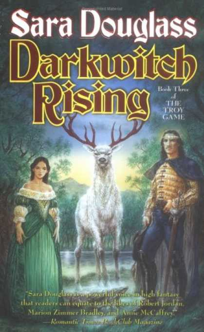 Bestselling Sci-Fi/ Fantasy (2007) - Darkwitch Rising: Book Three of The Troy Game by Sara Douglass