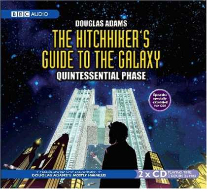 Bestselling Sci-Fi/ Fantasy (2007) - Hitchhiker's Guide to the Galaxy: Quintessential Phase by Douglas Adams