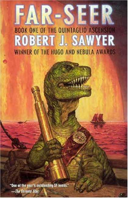 Bestselling Sci-Fi/ Fantasy (2007) - Far-Seer: Book One of the Quintaglio Ascension (The Quintaglio Trilogy) by Rober