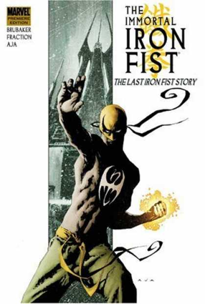 Bestselling Sci-Fi/ Fantasy (2007) - Immortal Iron Fist Vol. 1: The Last Iron Fist Story (New Avengers) by Ed Brubake