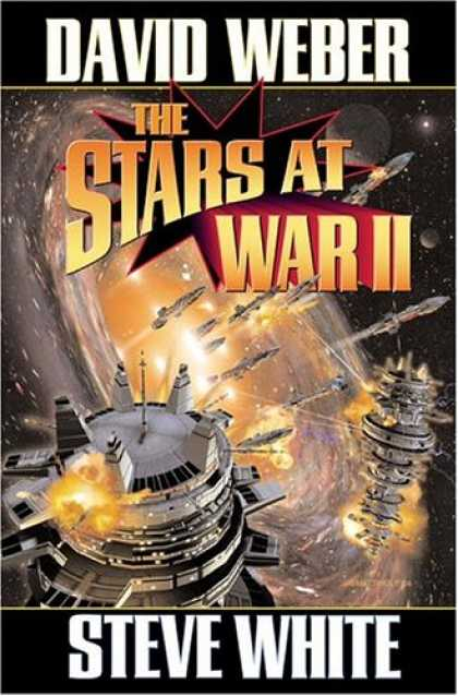 Bestselling Sci-Fi/ Fantasy (2007) - The Stars at War II (Starfire) by David Weber