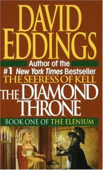 Bestselling Sci-Fi/ Fantasy (2007) - The Diamond Throne by David Eddings