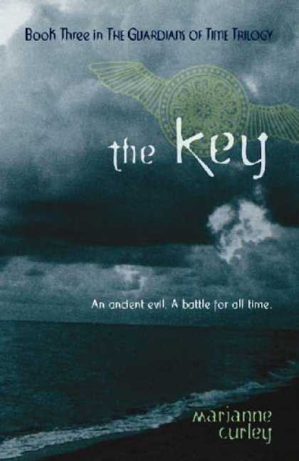 Bestselling Sci-Fi/ Fantasy (2007) - The Key (Guardians of Time Trilogy) by Marianne Curley