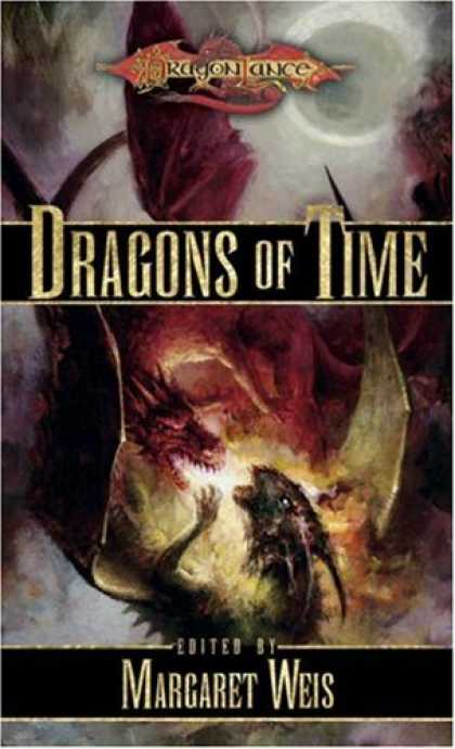 Bestselling Sci-Fi/ Fantasy (2007) - Dragons of Time (Dragonlance Anthology)