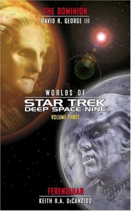 Bestselling Sci-Fi/ Fantasy (2007) - The Dominion and Ferenginar (Worlds of Star Trek: Deep Space Nine, Vol. 3) by Da