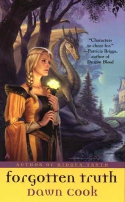 Bestselling Sci-Fi/ Fantasy (2007) - Forgotten Truth by Dawn Cook