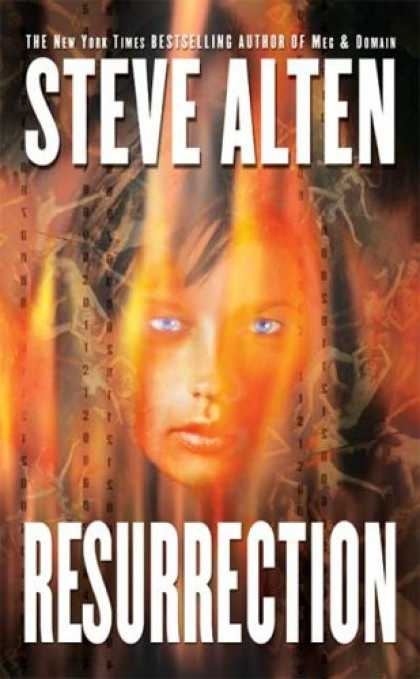 Bestselling Sci-Fi/ Fantasy (2007) - Resurrection (The Domain Trilogy) by Steve Alten