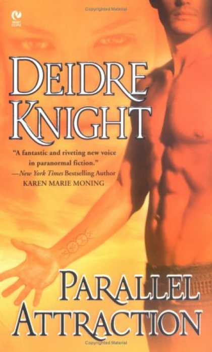Bestselling Sci-Fi/ Fantasy (2007) - Parallel Attraction: A Novel of the Midnight Warriors, Book 1 (Signet Eclipse) b