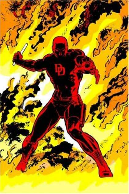 Bestselling Sci-Fi/ Fantasy (2007) - Daredevil By Frank Miller Omnibus Companion HC Variant (Daredevil) by Frank Mill