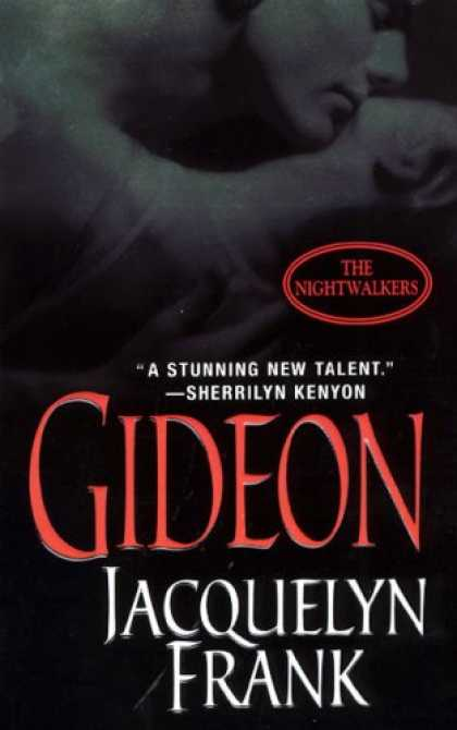 Bestselling Sci-Fi/ Fantasy (2007) - Gideon (The Nightwalkers, Book 2) by Jacquelyn Frank