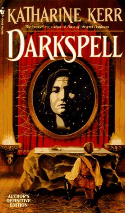 Bestselling Sci-Fi/ Fantasy (2007) - Darkspell (Deverry Series, Book Two) by Katharine Kerr