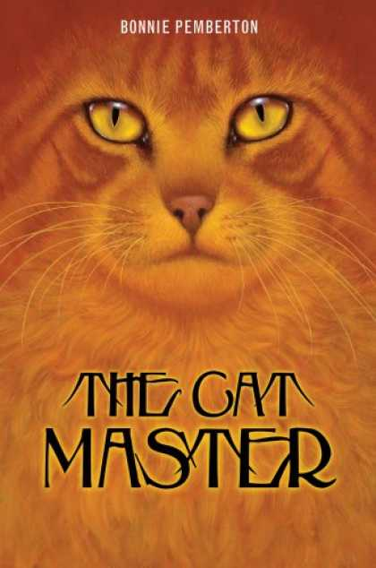 Bestselling Sci-Fi/ Fantasy (2007) - Cat Master by Bonnie Pemberton
