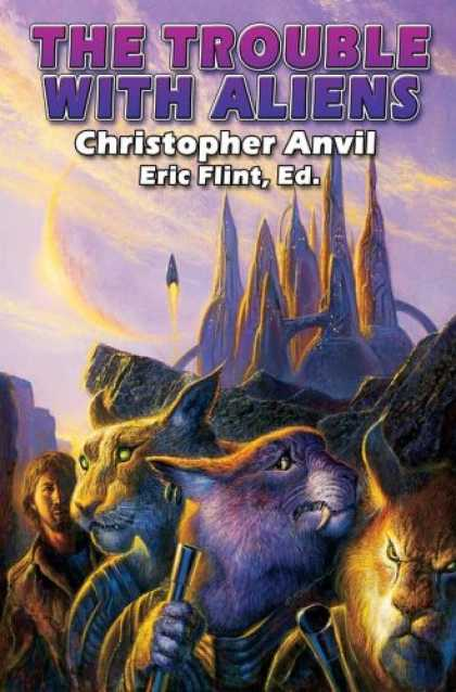 Bestselling Sci-Fi/ Fantasy (2007) - The Trouble with Aliens by Christopher Anvil