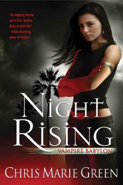 Bestselling Sci-Fi/ Fantasy (2007) - Vampire Babylon: Night Rising, Book I by Chris Marie Green