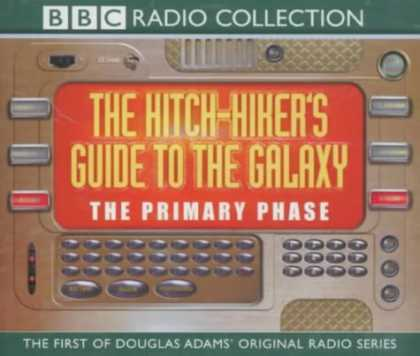 Bestselling Sci-Fi/ Fantasy (2007) - The Hitchhiker's Guide to the Galaxy: The Primary Phase (BBC Radio Collection) b