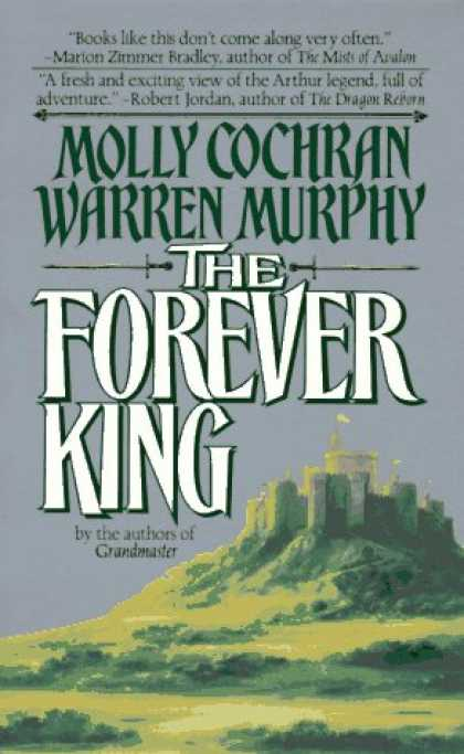 Bestselling Sci-Fi/ Fantasy (2007) - The Forever King (Forever King Trilogy) by Molly Cochran