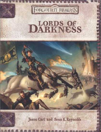 Bestselling Sci-Fi/ Fantasy (2007) - Lords of Darkness (Dungeons & Dragons d20 3.0 Fantasy Roleplaying, Forgotten Rea