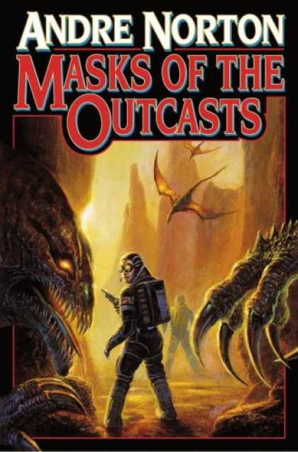 Bestselling Sci-Fi/ Fantasy (2007) - Masks of the Outcasts by Andre Norton