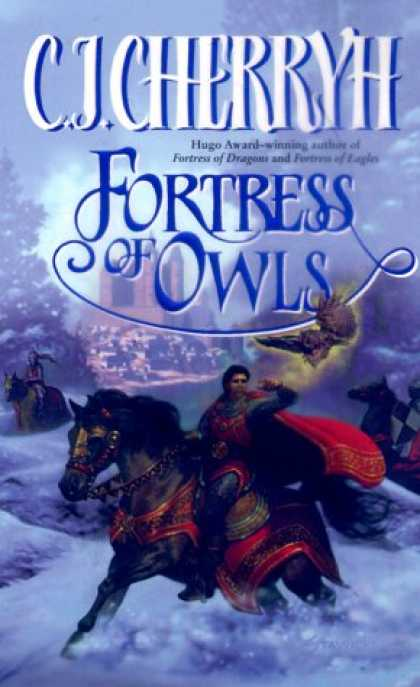 Bestselling Sci-Fi/ Fantasy (2007) - Fortress of Owls by C. J. Cherryh