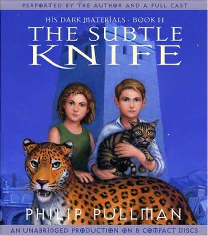 Bestselling Sci-Fi/ Fantasy (2007) - His Dark Materials, Book II: The Subtle Knife by Philip Pullman