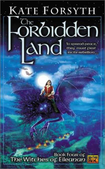 Bestselling Sci-Fi/ Fantasy (2007) - The Forbidden Land: Book four of the Witches of Eileanan (The Witches of Eileana