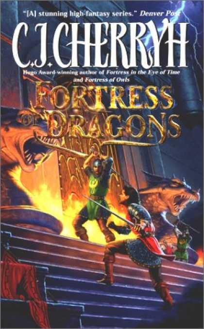 Bestselling Sci-Fi/ Fantasy (2007) - Fortress of Dragons by C. J. Cherryh