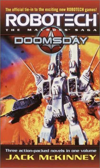Bestselling Sci-Fi/ Fantasy (2007) - Robotech: The Macross Saga: Doomsday (Robotech 3-In-1) by Jack Mckinney