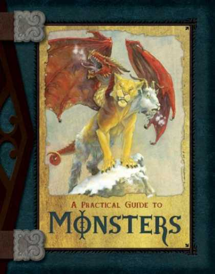 Bestselling Sci-Fi/ Fantasy (2007) - A Practical Guide to Monsters by Nina Hess