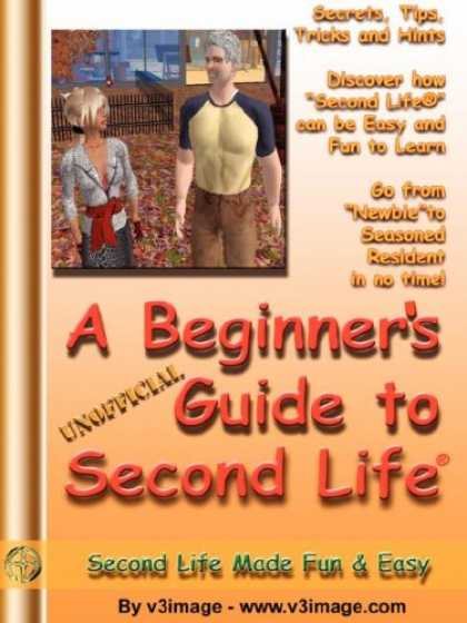 Bestselling Sci-Fi/ Fantasy (2007) - A Beginner's Guide to Second Life by v3image