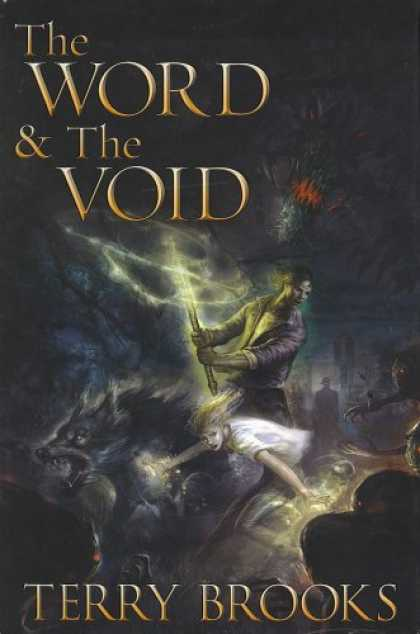 Bestselling Sci-Fi/ Fantasy (2007) - The Word & the Void: Running with the Demon; a Knight of the Word; Angel Fire Ea