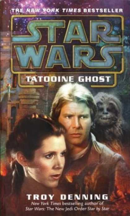 Bestselling Sci-Fi/ Fantasy (2007) - Tatooine Ghost (Star Wars) by Troy Denning