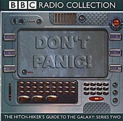 Bestselling Sci-Fi/ Fantasy (2007) - The Hitchhiker's Guide to the Galaxy: Secondary Phase (BBC Radio Collection) by