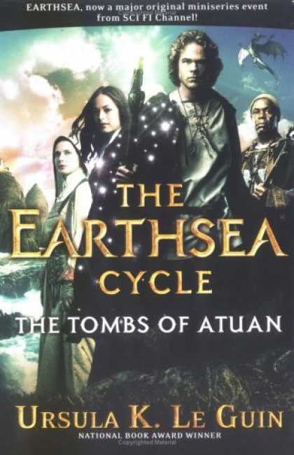 Bestselling Sci-Fi/ Fantasy (2007) - The Tombs of Atuan (The Earthsea Cycle, Book 2) by Ursula K. Le Guin