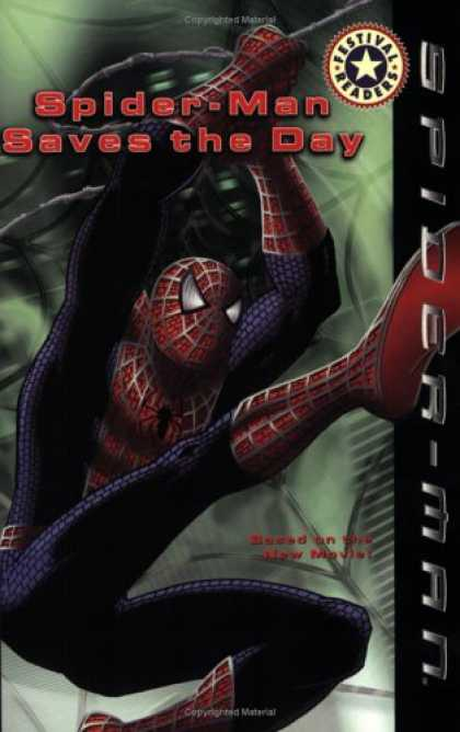 Bestselling Sci-Fi/ Fantasy (2007) - Spider-Man: Spider-Man Saves the Day by Acton Figueroa