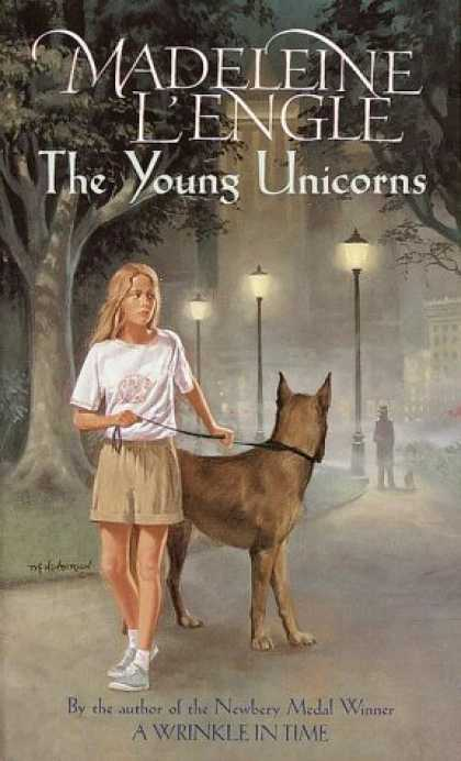 Bestselling Sci-Fi/ Fantasy (2007) - The Young Unicorns by Madeleine L'Engle