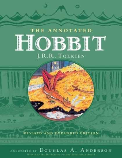 Bestselling Sci-Fi/ Fantasy (2007) - The Annotated Hobbit by J.R.R. Tolkien
