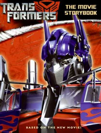 Bestselling Sci-Fi/ Fantasy (2007) - Transformers: The Movie Storybook (Transformers) by Kate Egan