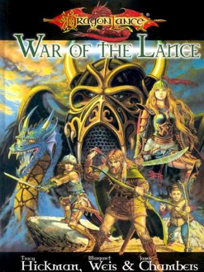 Bestselling Sci-Fi/ Fantasy (2007) - Dragonlance War Of The Lance (Dragonlance) by Margaret Weis