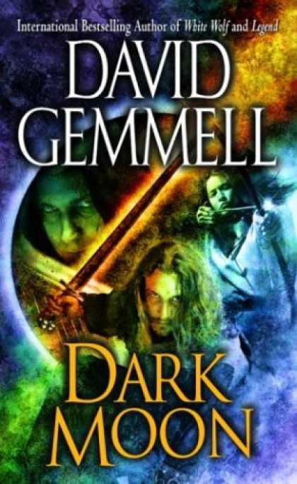 Bestselling Sci-Fi/ Fantasy (2007) - Dark Moon by David Gemmell