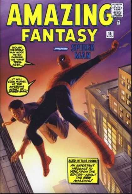 Bestselling Sci-Fi/ Fantasy (2007) - Amazing Spider-Man Omnibus, Vol. 1 (Variant Version) by Stan Lee