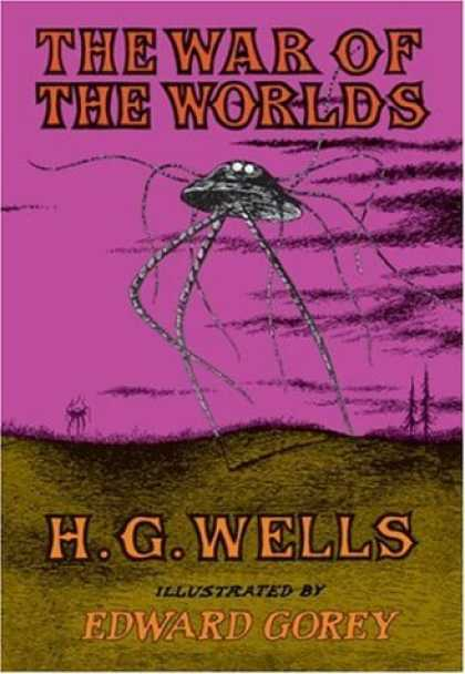 Bestselling Sci-Fi/ Fantasy (2007) - The War of the Worlds by H.G. Wells