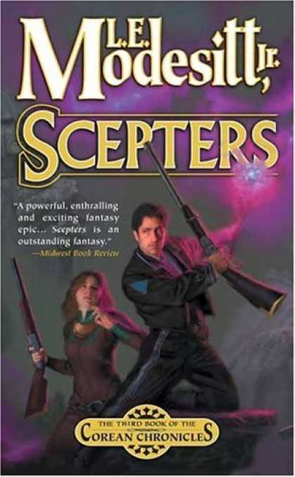 Bestselling Sci-Fi/ Fantasy (2007) - Scepters (Corean Chronicles, Book 3) by L. E. Modesitt