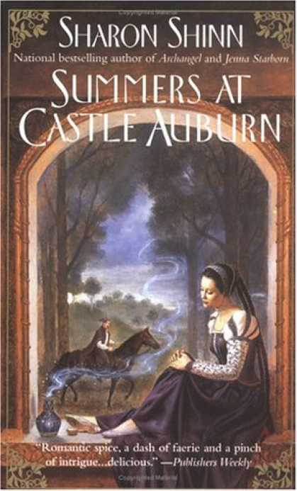 Bestselling Sci-Fi/ Fantasy (2007) - Summers at Castle Auburn by Sharon Shinn