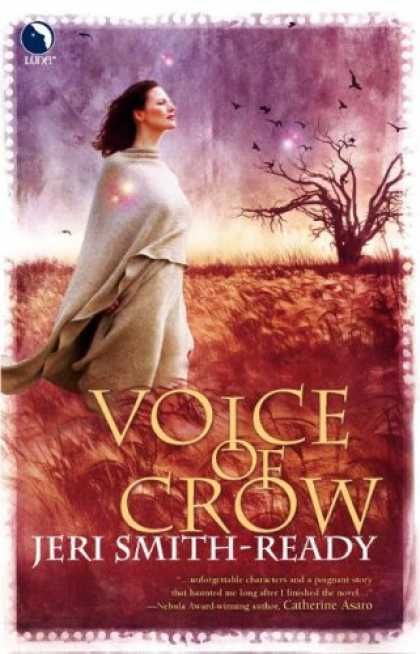 Bestselling Sci-Fi/ Fantasy (2007) - Voice Of Crow by Jeri Smith-Ready