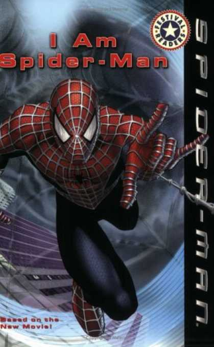 Bestselling Sci-Fi/ Fantasy (2007) - Spider-Man: I Am Spider-Man by Acton Figueroa