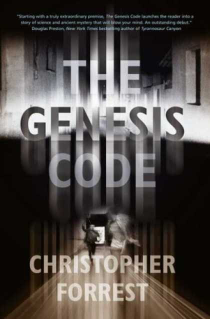 Bestselling Sci-Fi/ Fantasy (2007) - The Genesis Code by Christopher Forrest