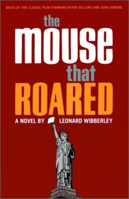 Bestselling Sci-Fi/ Fantasy (2007) - The Mouse that Roared: A Novel by Leonard Wibberley