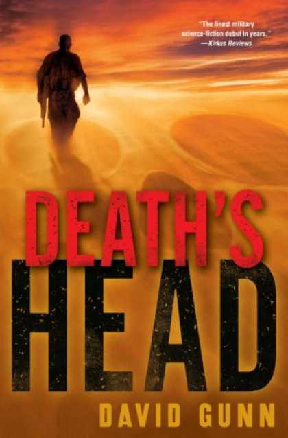 Bestselling Sci-Fi/ Fantasy (2007) - Death's Head by David Gunn