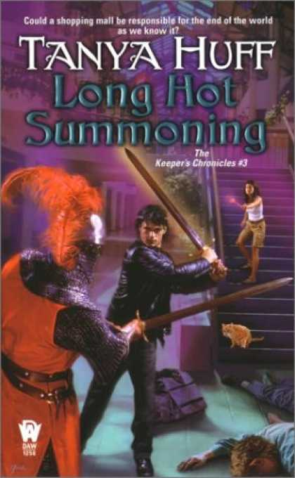 Bestselling Sci-Fi/ Fantasy (2007) - Long Hot Summoning: Keeper Chronicles #3 (The Keeper's Chronicles, Number 3) by